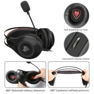 ELEGIANT  Kopfhörer Noise Cancelling Headphones Bügelkopfhörer