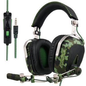SADES Aktualisiert SA926T Kopfhörer PS4 Headset Stereo Xbox One Kopfhörer Gaming